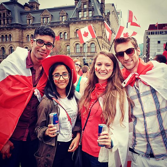 loveOttawa Canada Day 2015